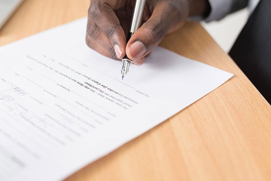 Μεταφραστικές Υπηρεσίες - Νομικά Έγγραφα - Verba Scripta